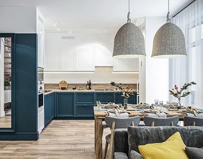 The Apartment Design | Lviv | WhiteLineDesign