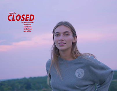 CLOSED // a fashion short film