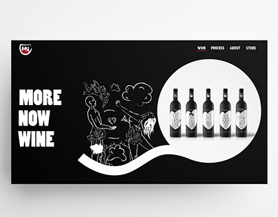 More now wine