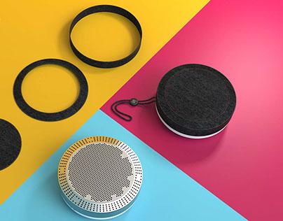 GEMIC Portable Speaker