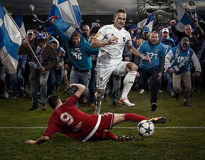 We Stand Together - Radegast Beer - FC Baník Ostrava