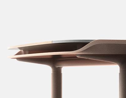 uplus | a modular office system