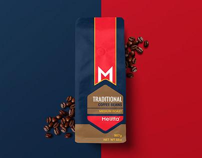 Melitta Coffee Rebranding Concept