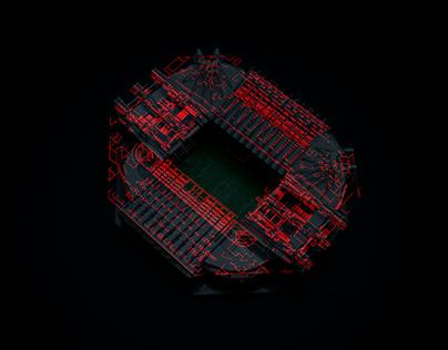 Manchester United X Lego