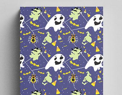 Boo-tiful Pattern Design