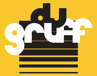 Poster Dj Gruff