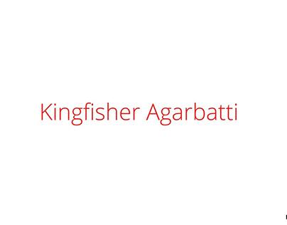 Kingfisher Agarbatti - Launch Campaign