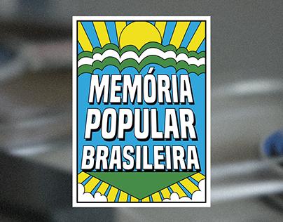Memória Popular Brasileira