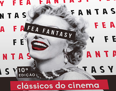 10ª Fea Fantasy - Clássicos do Cinema