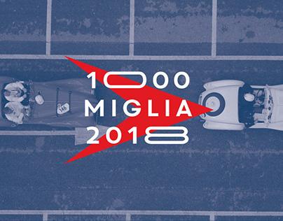 1000 Miglia 2018