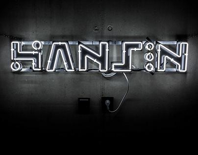 """Neon """"Hansen"""""""