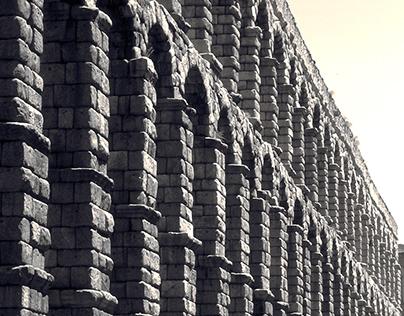 Sogovia aqueduct A.D 50