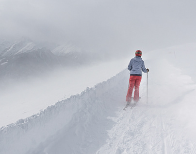 Whiteout – SWISS ALPS