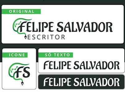 Logo - Escritor Felipe Salvador