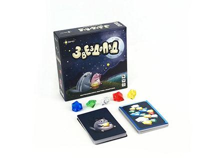 """Board game """"Starfall"""""""