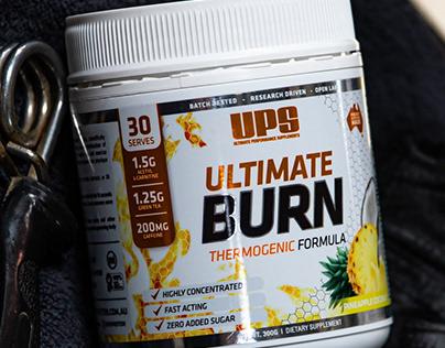 UPS ULTIMATE BURN - Fitness Suppliment