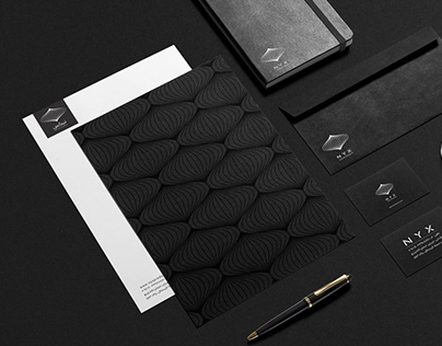 NYX Identity Design by Beman Beman Agency