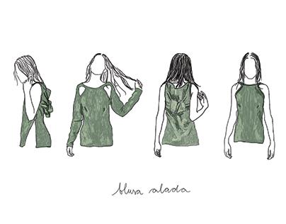 Nuz - coleção ilustrada