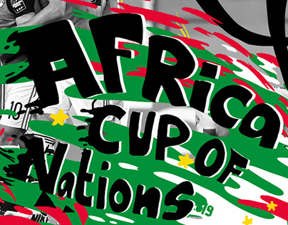 Africa Cup Posters