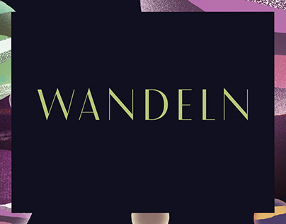 Wandeln - Animated Typeface