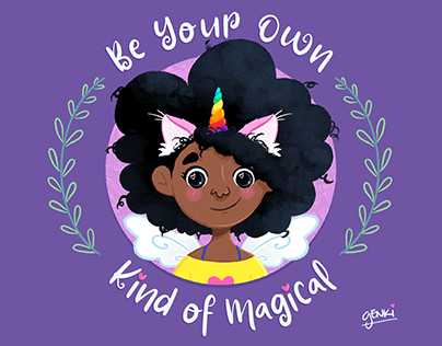 Be Your Own Kind of Magical