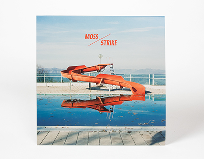 Moss / Strike – Album Artwork