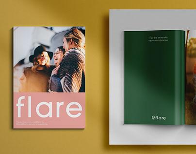 Flare Compound | Brand identity