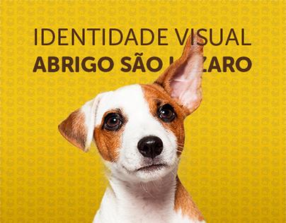 Proposta de Identidade Visual - Abrigo São Lázaro