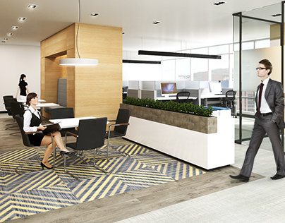 Private Office Design Project