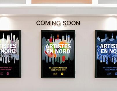Artistes en Nord