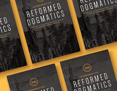 Reformed Dogmatics cover design