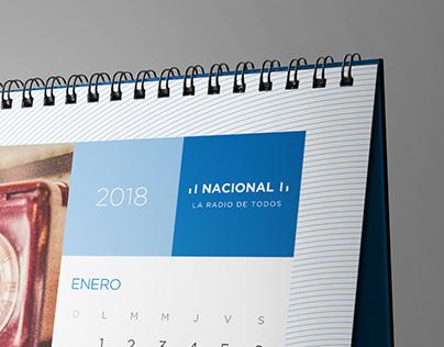 Radio Nacional / Diseño institucional