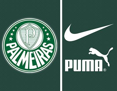 Palmeiras X Puma X Nike