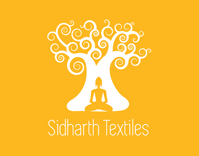 Sidharth Textiles - Branding