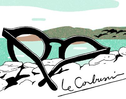 Le Corbusier / Biography - Télérama Special