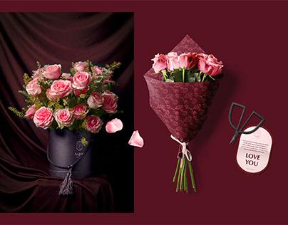 Asjad I Flower Shop I Kuwait