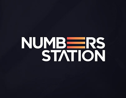 Numbers Station - Branding and Identity