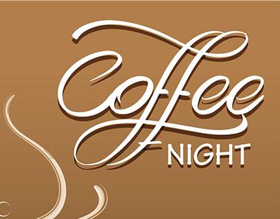 Coffee of night