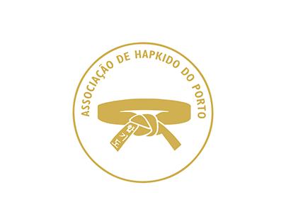 Website da Associação de Hapkido do Porto
