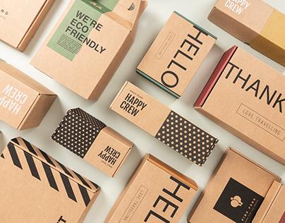 Shipment boxes