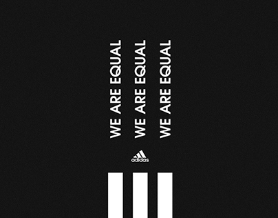 adidas - We Are Equal