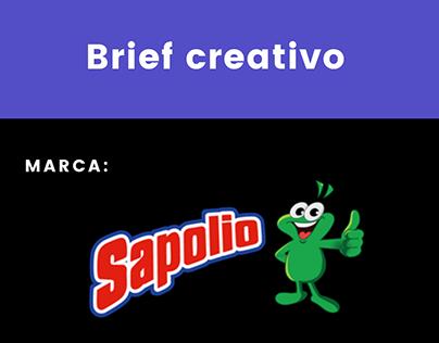 Marca Sapolio.