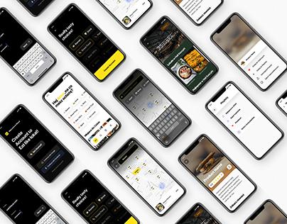 Mood - Eat Like a Local App