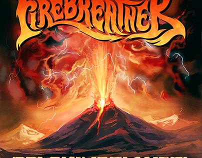 FireBreather Music Festival Flyer
