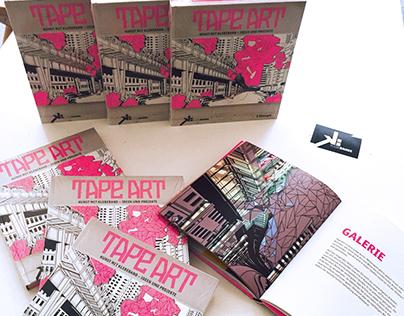 """Unser Buch """"Tape Art"""" - Kunst mit Klebeband"""
