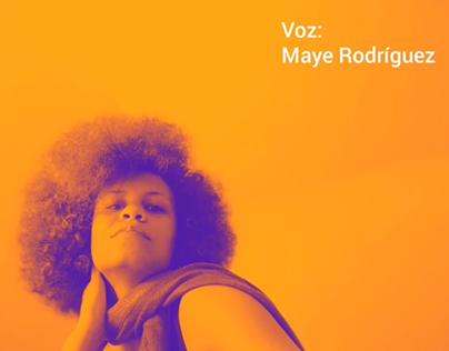 Doblaje de Voces - Maye Rodríguez