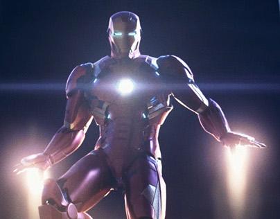 IMG World of Adventure - Iron Man