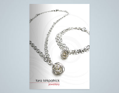 Tara Kirkpatrick Jewellery Brochure