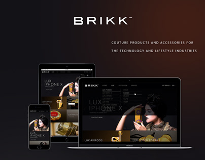 BRIKK - Couture products and accessories
