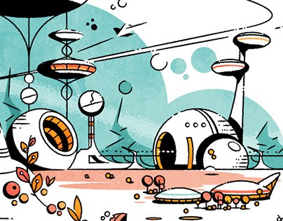 Future Cities of Tomorrow!
